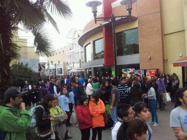 Mall Plaza Vespucio | Guillermo Leyton �(@SrLeyton)