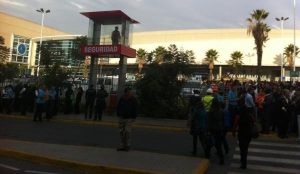 Mall Plaza Vespucio | James A �(@JamesClash)