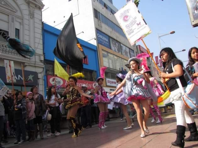 Año Nuevo Indígena en Antofagasta