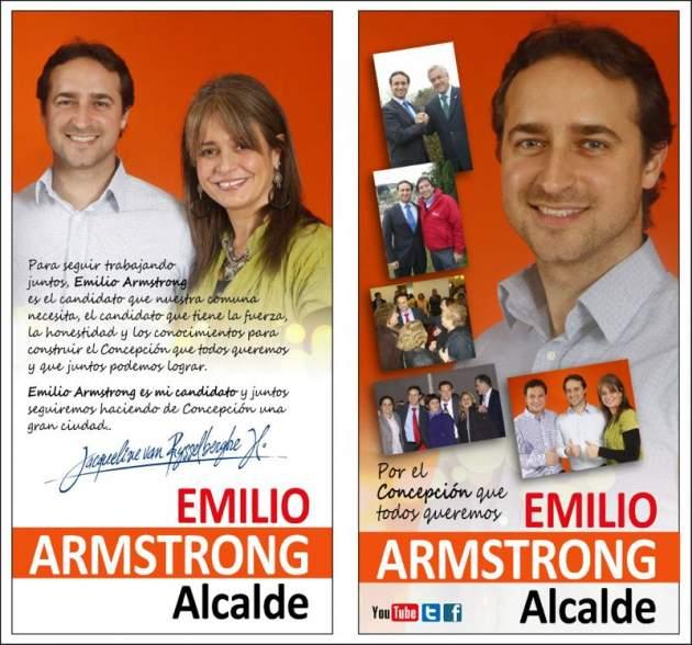 Campaña de Emilio Armstrong