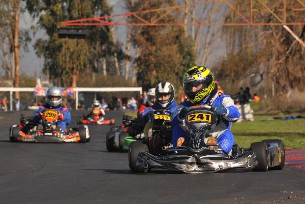 Prensa Karting Pro