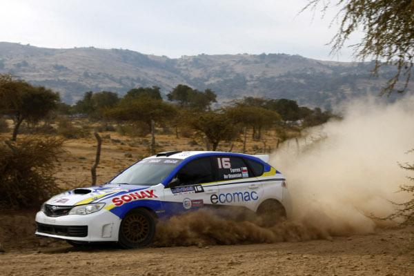 Ramón Torres | Max Montecinos /Prensa RallyMobil