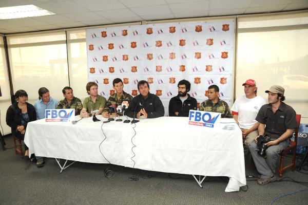 Prensa Ejército de Chile