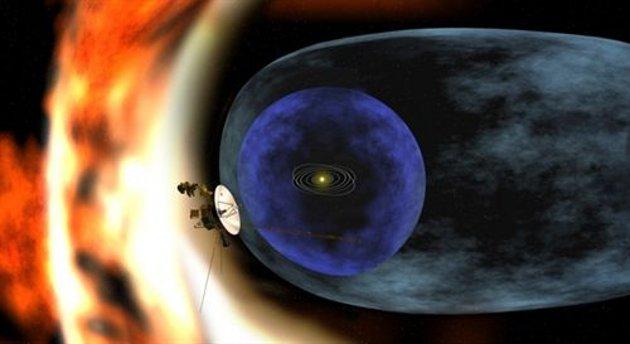 Representación de Voyager 1 | NASA