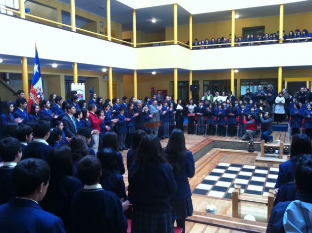Liceo Bicentenario Luis Cruz Martínez