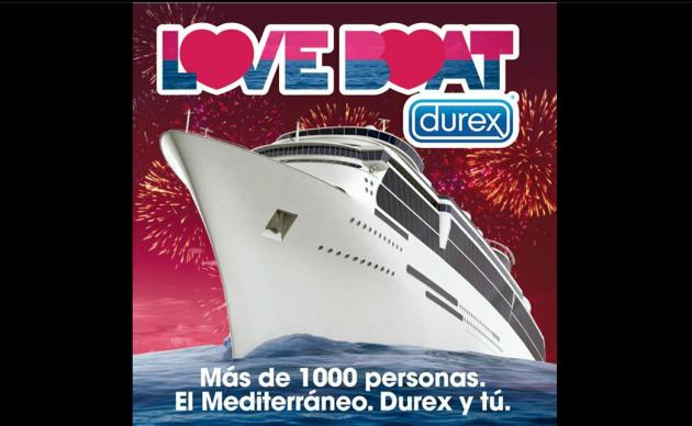 Campaña de Durex