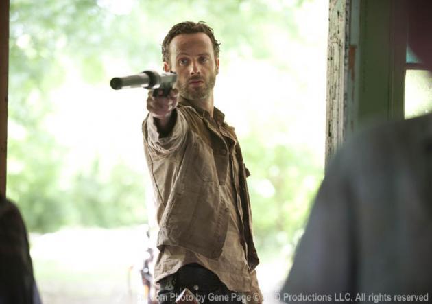 Rick Grimes | www.amctv.com