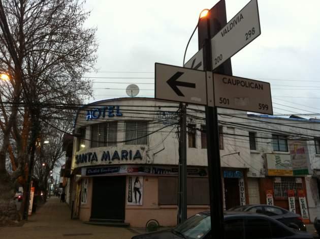 Hotel Santa María | Sergio Osses (RBB)