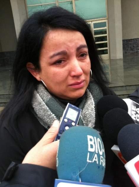 Madre de una de las víctimas | Bárbara Cox (RBB)