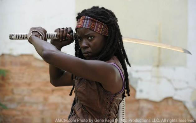 Michonne | www.amctv.com