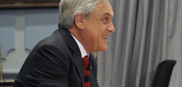 Sebastián Piñera | Presidencia de la República