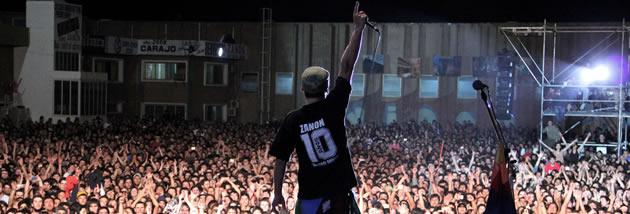 Manu Chao dio concierto en FaSinPat | Indymedia Argentina