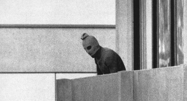 Terrorista durante la toma de rehenes | Archivo