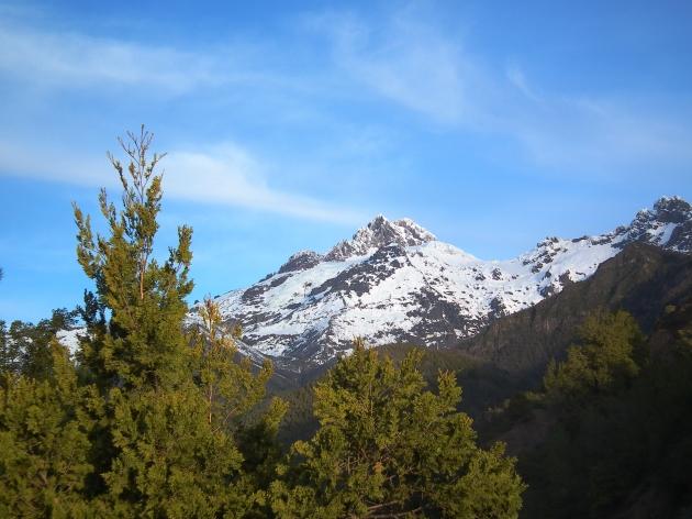 La nieve deslumbra en el volcán Antuco | Nelson González