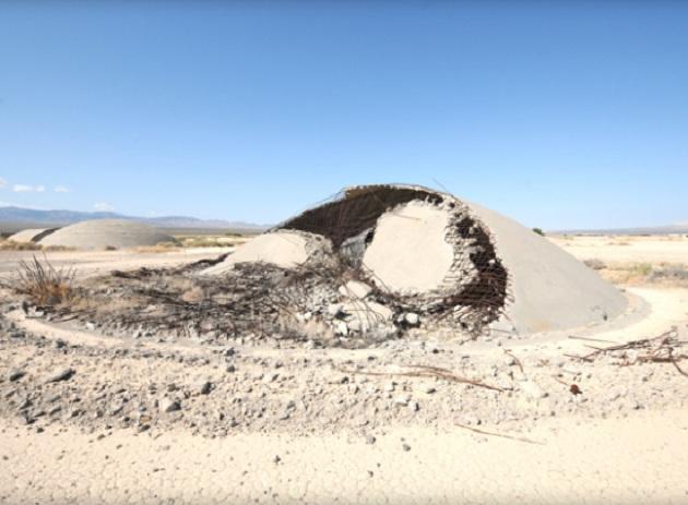 El domo destrozado | CNET