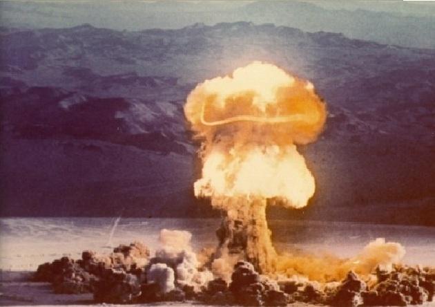 La bomba Priscilla | Nevada National Security Site