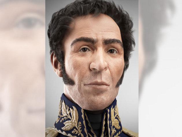 La imagen de Bolívar | Vista en InfoBae.com