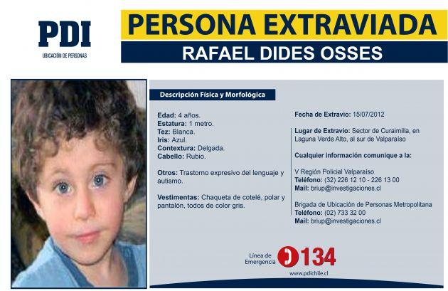 Rafael Dided Osses | PDI