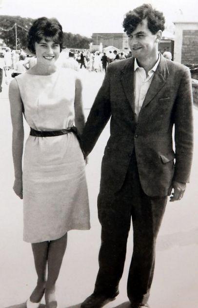 Winston y Janet en su juventud | Mirror.co.uk