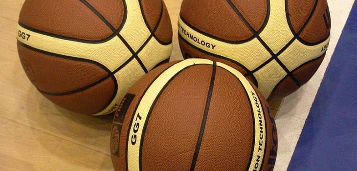 Balón oficial FIBA | Wikimedia (cc)