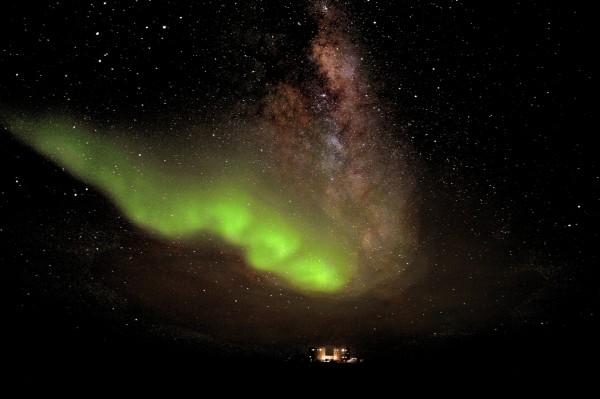 Auroras australes | ESA.INT