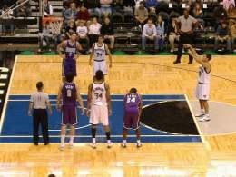 Zona Pintada NBA | Wikimedia (cc)