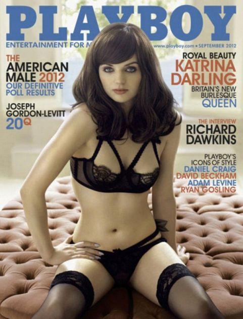 Katrina en Playboy