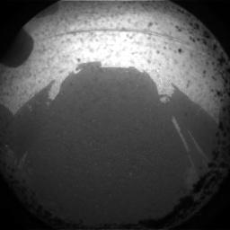 Sombra de Curiosity sobre Marte | NASA