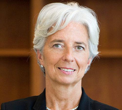Christine Lagarde | FMI