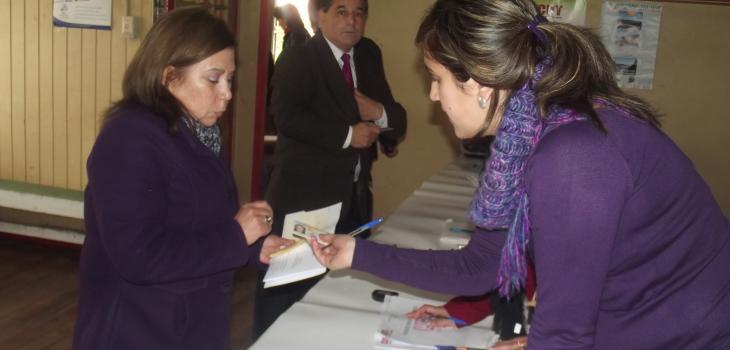 Elecciones CUT en Valdivia | José Aedo
