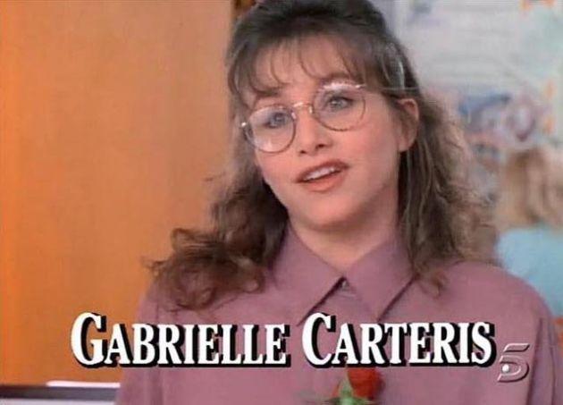Gabrielle Carteris en 90210