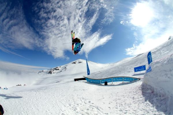 Prensa Columbia Snow Challenge