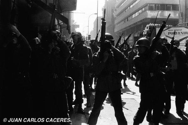 IV Protesta Nacional | Juan Carlos Caceres