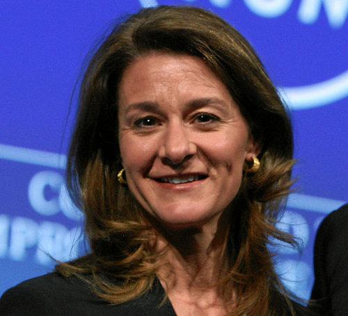 Melinda Gates | World Economic Forum (cc)