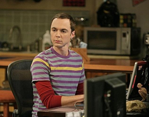 Parsons como Sheldon Cooper | CBS