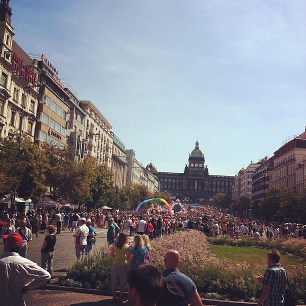 Prague Pride | Andrea Mayer-Edoloeyi (CC)