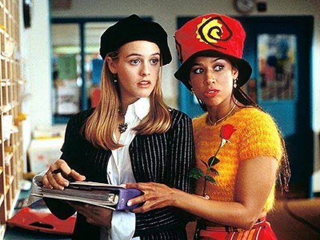 Alicia Silverstone y Dash en 'Ni Idea'
