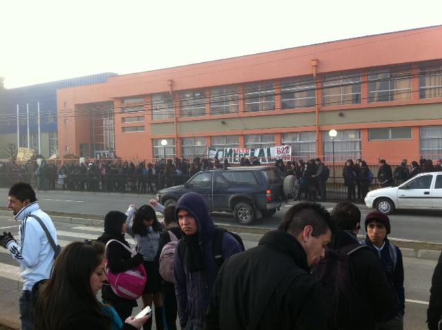 Liceo las salinas b-26 talcahuano