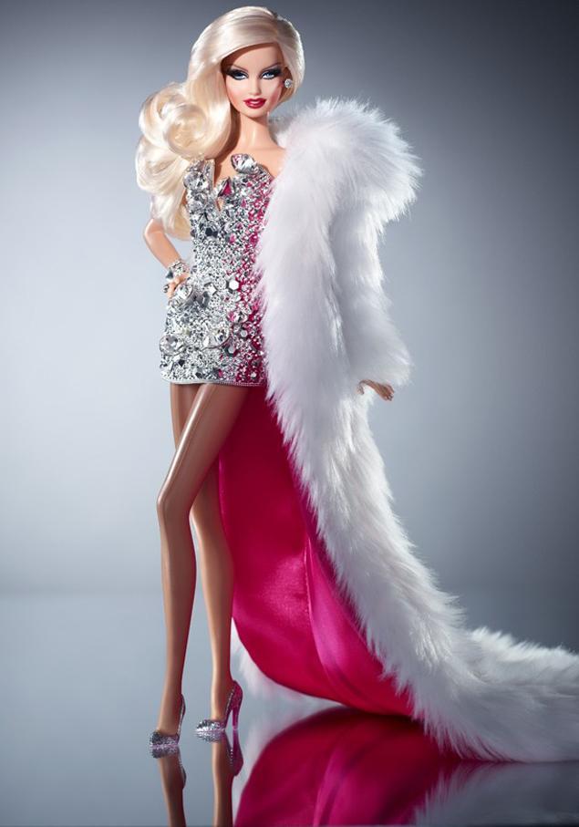 Blond Diamond Barbie | Mattel (C)