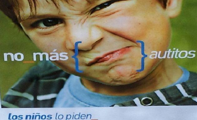Campaña Entel en Mall Plaza El Trebol