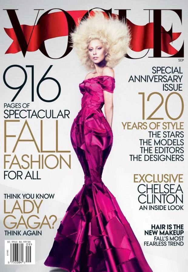 Vogue septiembre 2012