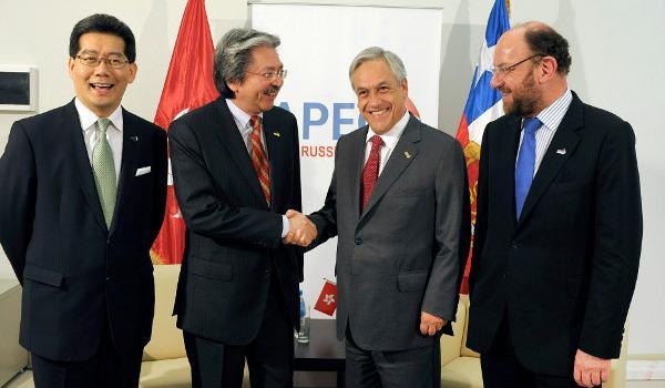 José Manuel de la Maza | FotoPresidencia.cl