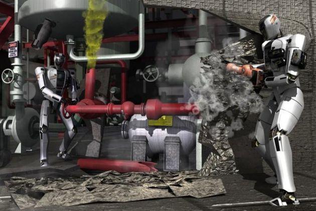 Representación del diseño exigido a Boston Dynamics | DARPA