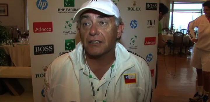 Belus Prajoux saca buenas cuentas aunque Chile no se lleve la serie.