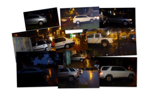 Autos mal estacionados | Omar Aichele