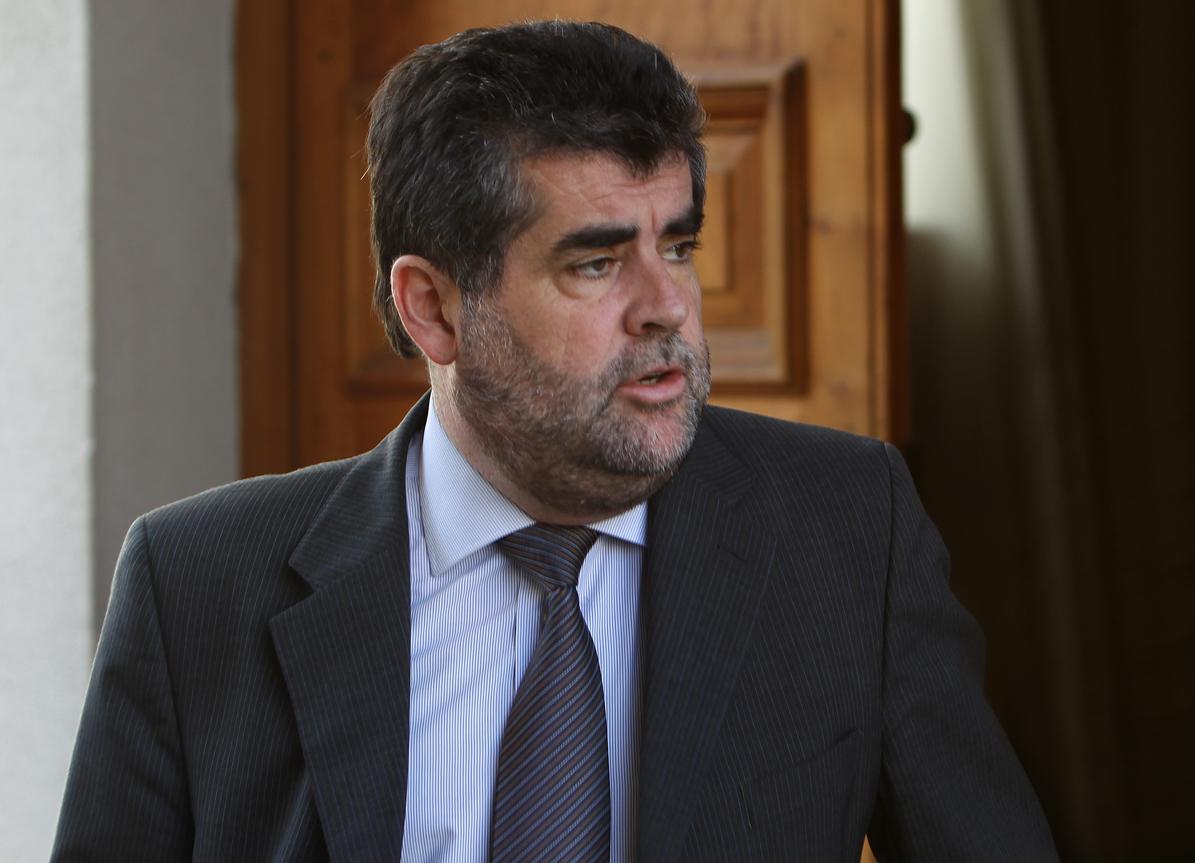 Subsecretario del interior presenta querella por caso de for Subsecretario del interior