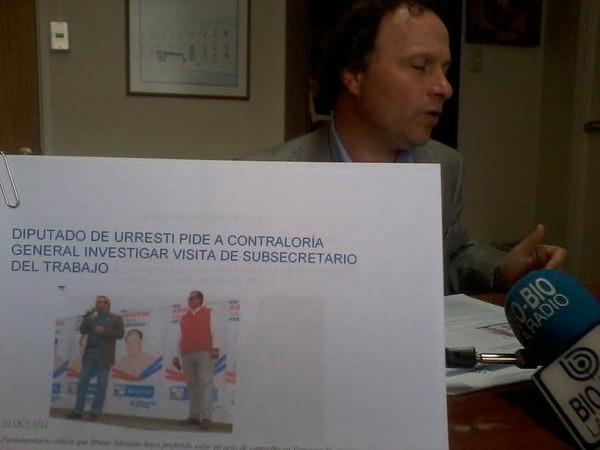 Diputado De Urresti | Carlos López (RBB)