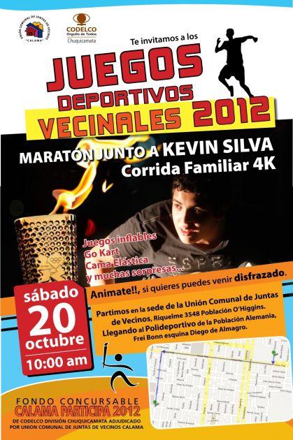 Prensa Maratón Familiar