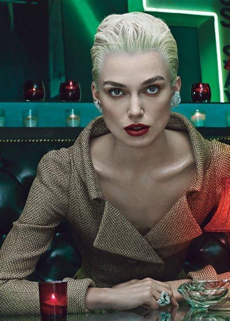 Keira Knightley | W Magazine (C)