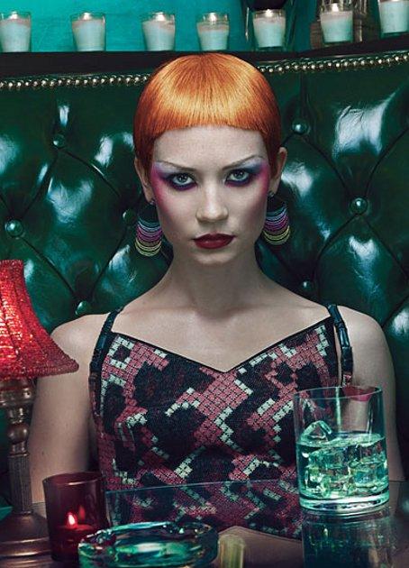 Mia Wasikowska | W Magazine (C)